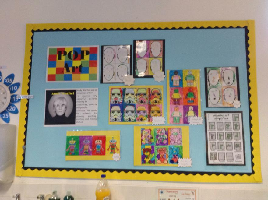 Which artist has Year 1 been learning about?