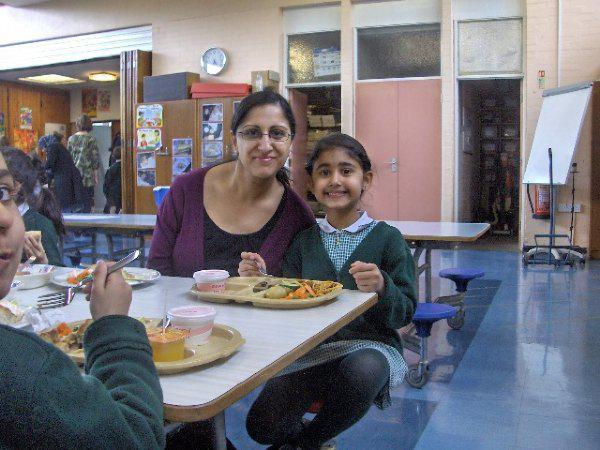 Our recent Year 1 Parents' lunch!