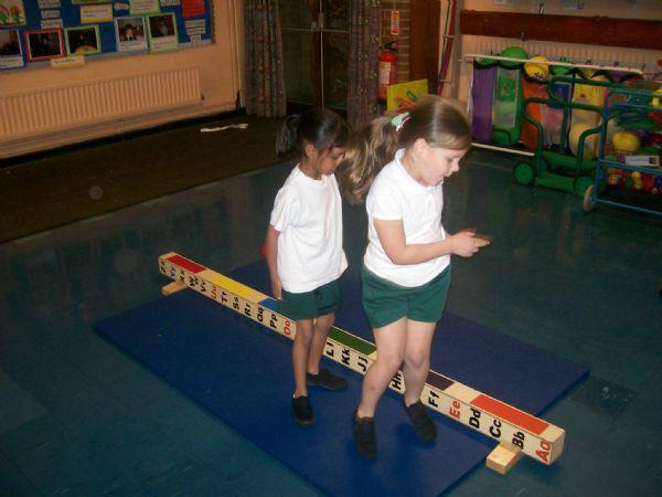 We take part in multi-skills club
