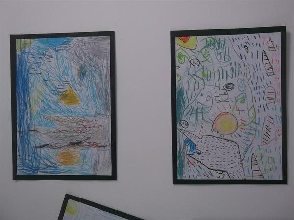 Year 2 Art Display