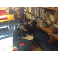 Year 2 library trip