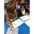 Tasting Barfi as part of our India Topic