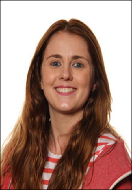 Miss J O'Neill, Reception Teacher