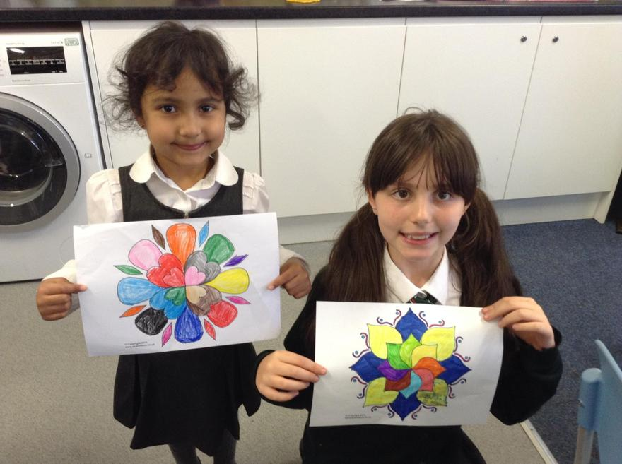 Look at our beautiful patterns!
