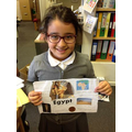 Wow!  What an excellent leaflet all about Egypt.