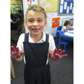 We got a little messy in Year 3!