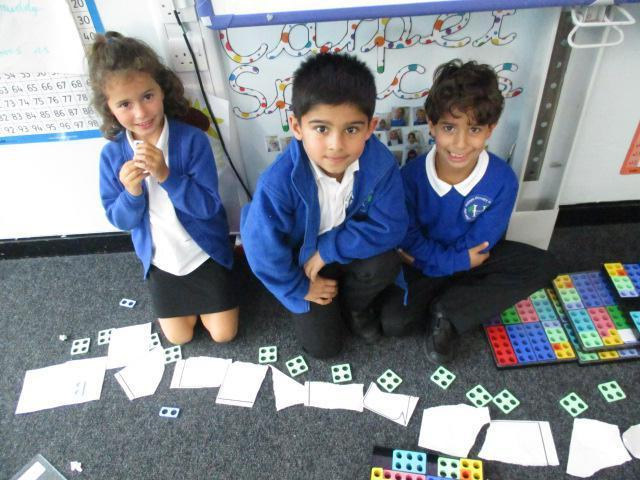 Counting in 4s