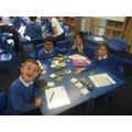 Sorting rocks in science!