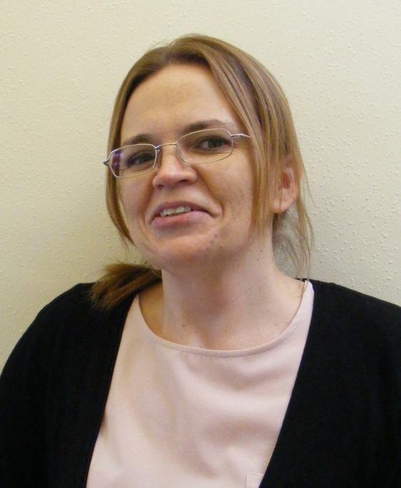 Mrs Miklaucich - TA