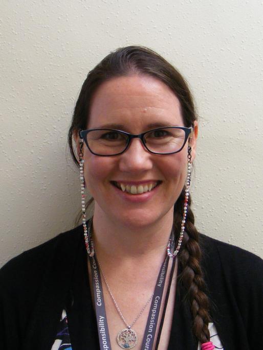 Mrs Lochwood - HLTA