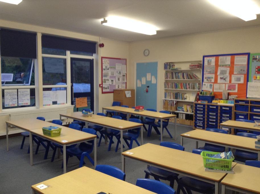 4LG Classroom layout