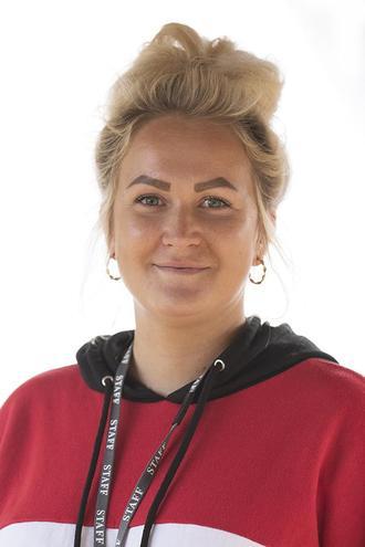Melissa Eldred, Midday Supervisor