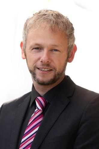 Mr Colin Horsfield, Headteacher