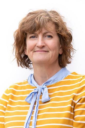 Mrs Fiona Mason, Teaching Assistant