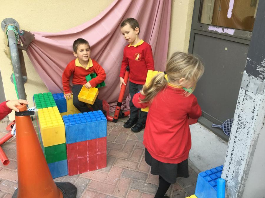PD - Building our Sukkah