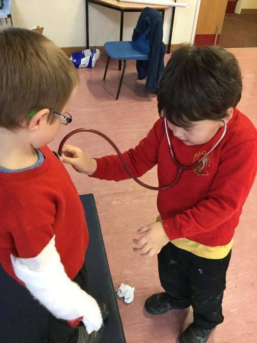 UTW - Using a stethoscope