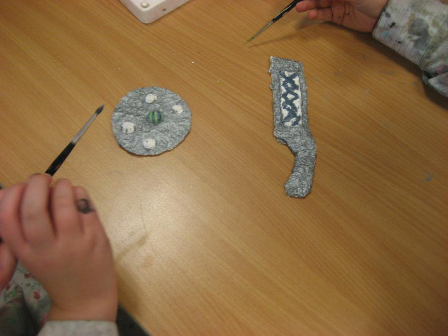 creating our own modroc artefacts