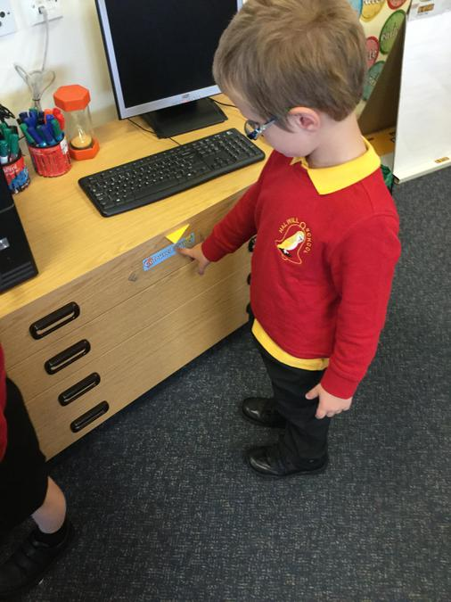 MD/LIT - Going on a 'Letter' and 'Number' Hunt