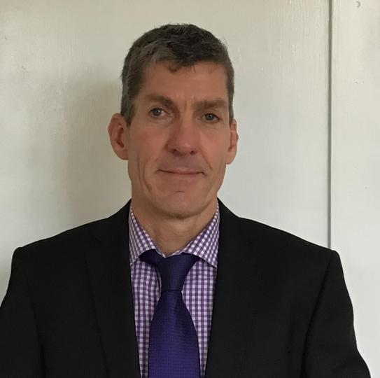 Jeremy St John Headteacher