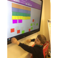 using ICT to find equivalent fractions