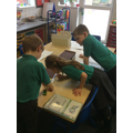 Testing forces across different surfaces