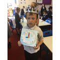 We have made clock to help us understand time.