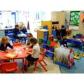 Team Dragon YR/Y1 classroom