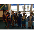 Red Group World Book Day