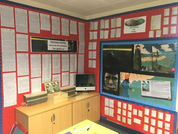 Narrative Writing, Poetry and Diary Entries