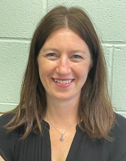 Mrs V Armstrong - Administrative Officer