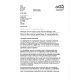 Ofsted Report Letter
