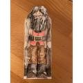 Hagrid Bookmark front