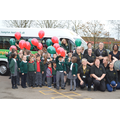 PTA funded mini bus to support trips