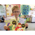 PTA funded new books for all FS children