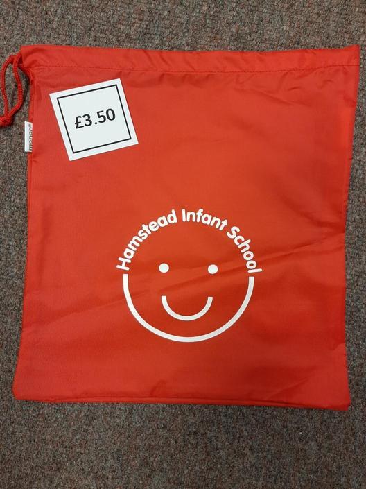 P E Bag £3.50