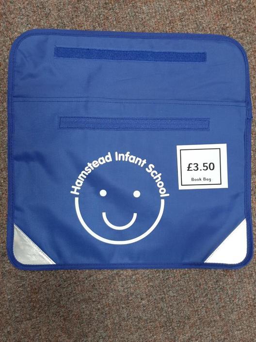 Book bag £3.50