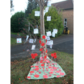 Our Remembrance Tree.