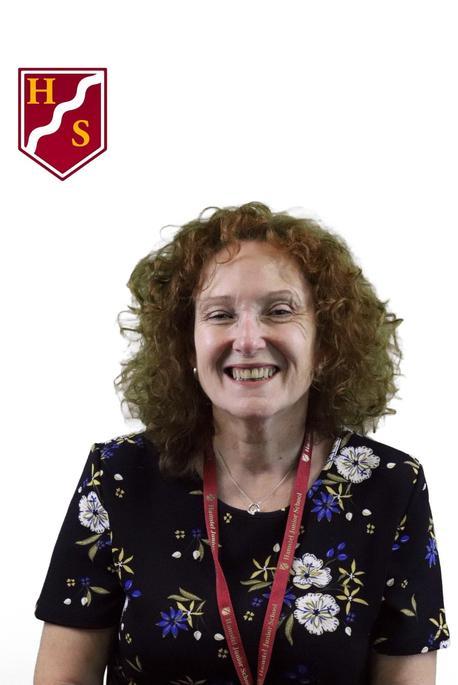 Mrs Etherington - Admin Assistant