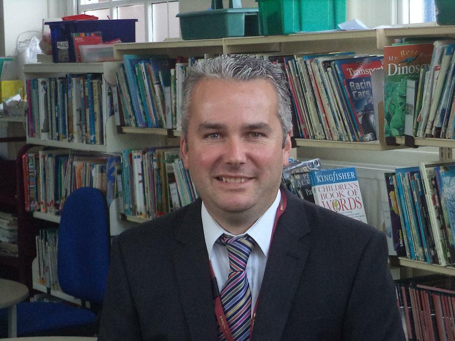 Mr  Goddard - Assistant Headteacher for Curriculum