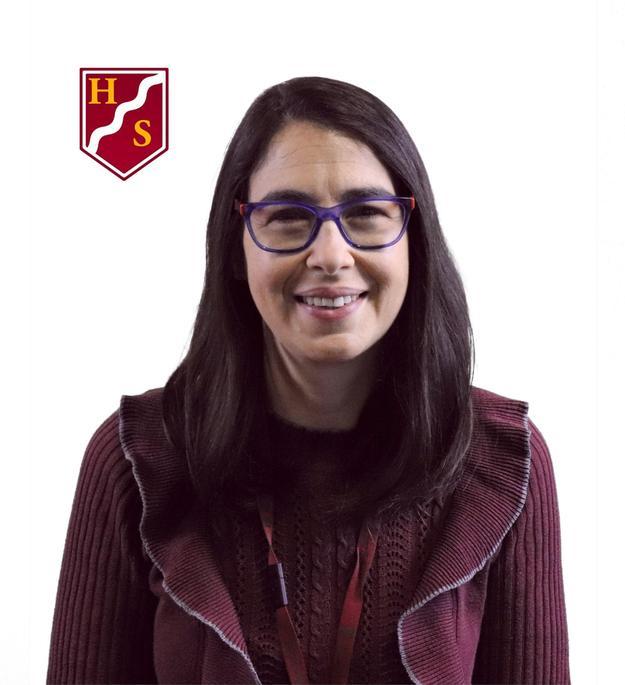 Mrs McCarthy - 4M - Year group Leader