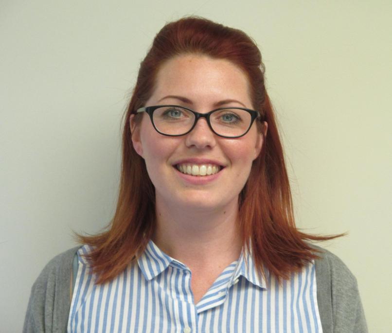 Mrs Heron - Child & Family Support Officer