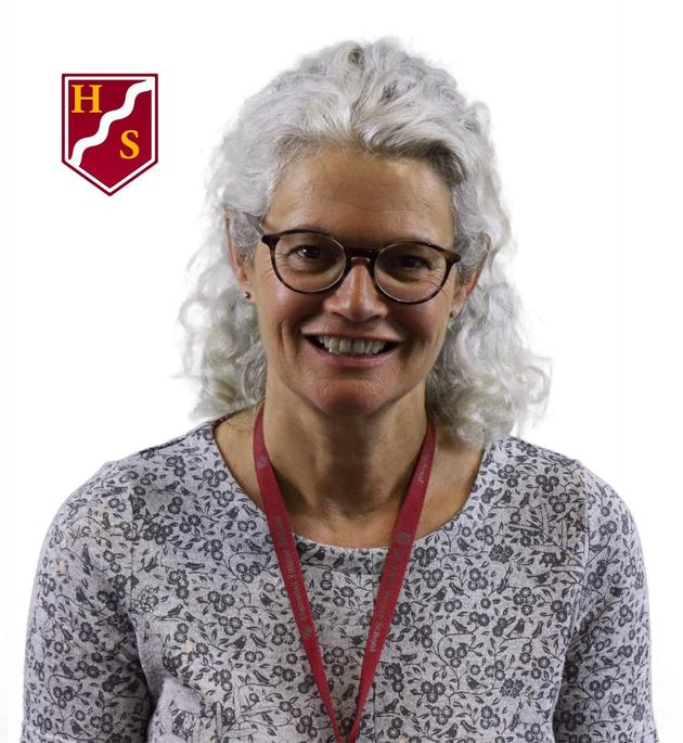 Mrs Varney - Librarian and LSA