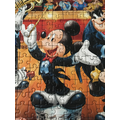 Mickey Mouse is the Conductor of the orchestra.