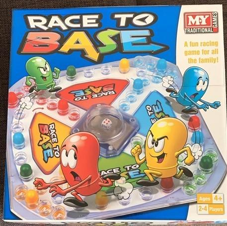 Mr Webb's game - Race to Base