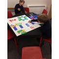 with maths puzzles