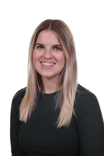 Miss Harriet Jones - Y2 Teacher