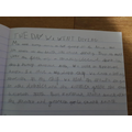 Eddie's writing