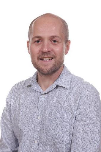Mr Lars Boardman - Y6 Teacher