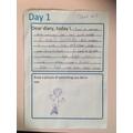 Olivia's diary