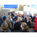 The children listened really well.
